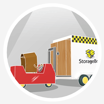 Mobile StorageBox Dublin
