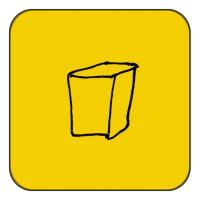 Linen bin