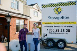 Self Storage from your front Door