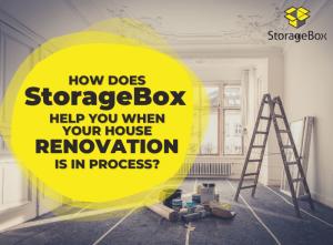 Storage Box | Self Storage | House Rennovation